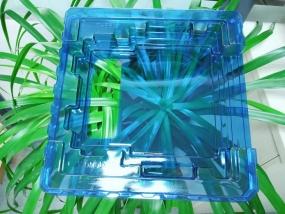 PC蓝色吸塑